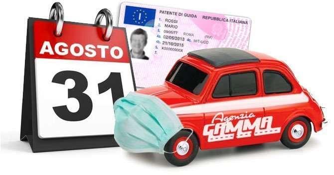 Coronavirus: Proroga scadenza patenti di guida