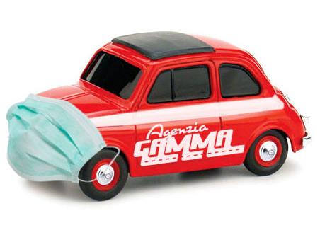 Fiat 500 GAMMA Covid-19