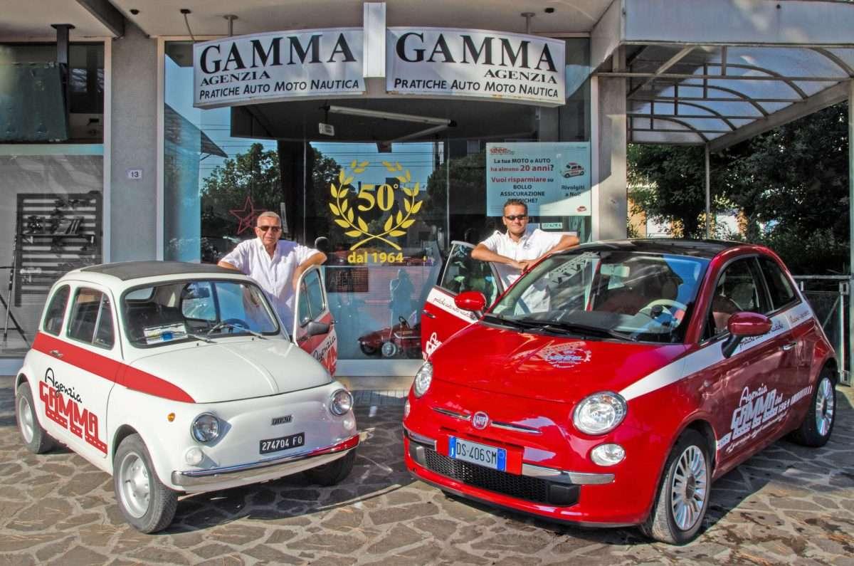 Agenzia GAMMA - dal 1964 al servizio degli automobilisti