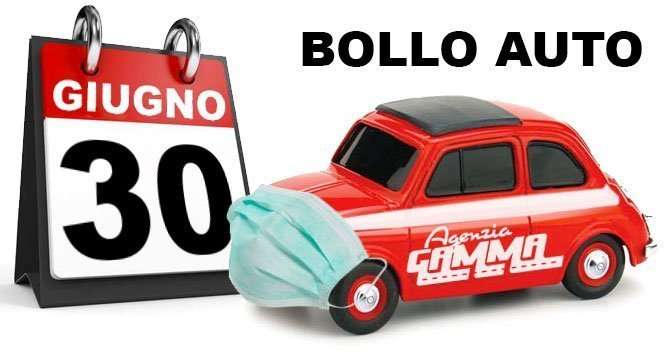 Coronavirus: Proroga scadenza bollo auto