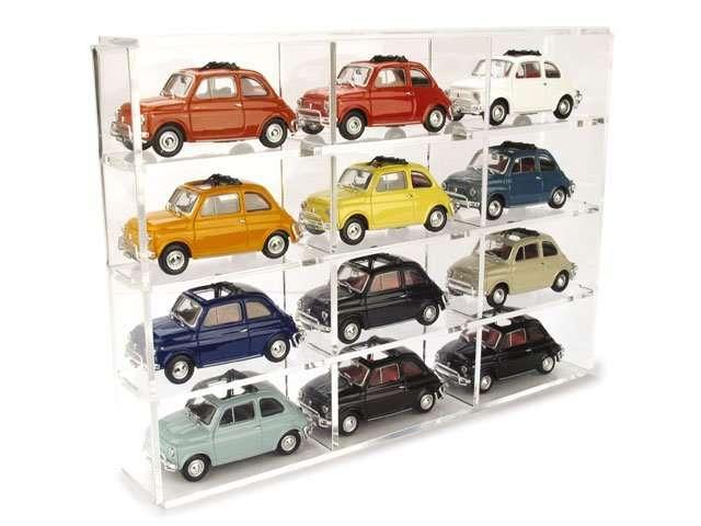 Fiat 500 esposizione