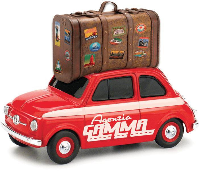 I viaggi della GAMMobilina