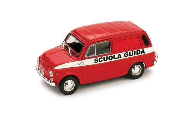 Fiat 500 - scuola guida