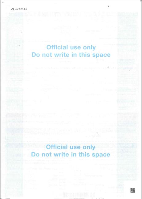 V5C Vehicle registration certificate (or logbook) - Pagina 4