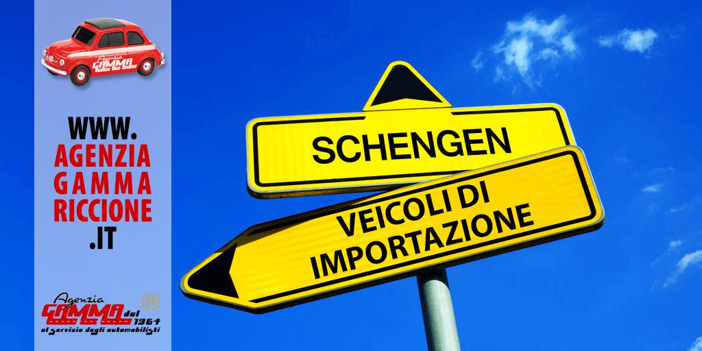 Nuovi controlli sui veicoli di importazione